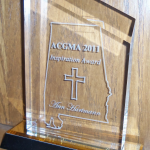 2011 Award ACGMA Inspiration